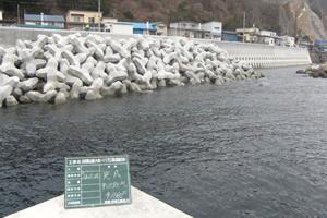 元村恵山線(A地-117)工事(繰越明許) 完 成