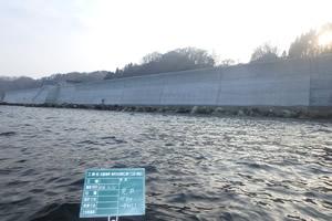 石倉海岸老朽化対策工事1工区(補正) 完成